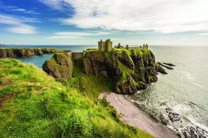 Show item 3 of 6. Small-Group Dunnottar Castle & Royal Deeside from Aberdeen