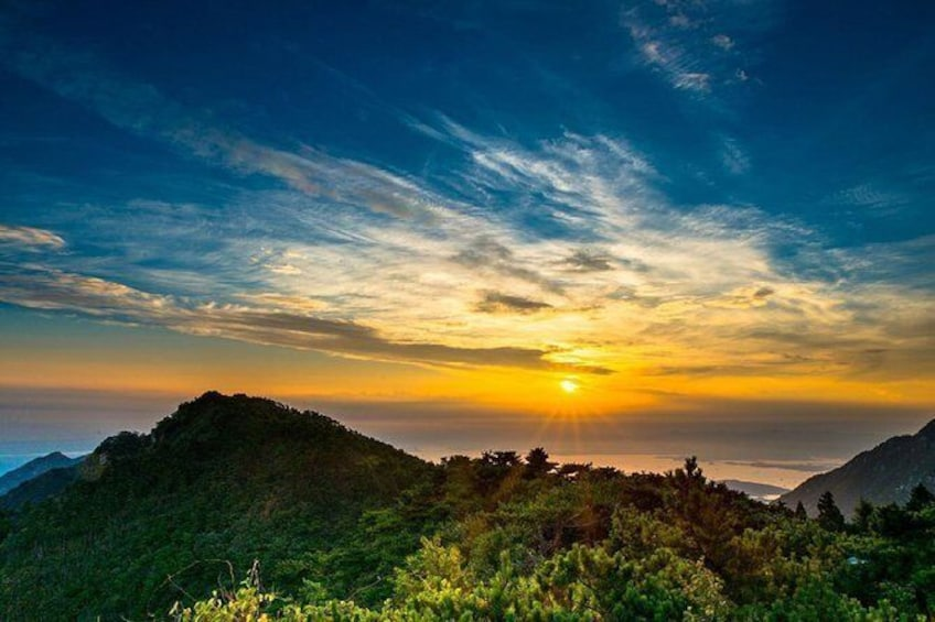 Private One Day Lushan Mountain Hiking From Nanchang