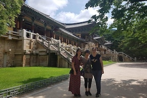 (Private) 1Day Gyeongju city tour From BUSAN - UNESCO World Heritage Site