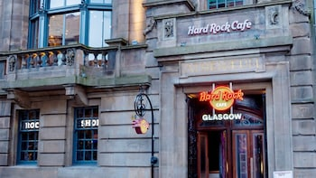 Hard Rock Cafe Glasgow Dining with Priority Seating