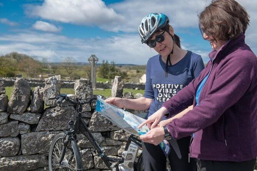 Show item 1 of 7. Self Guided Electric Bike Tour of Historical Sites in the Burren Co Clare