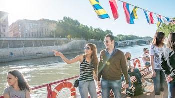 Tiber River Hop-On Hop-Off Cruise