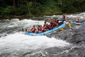 Watauga River Small-Group Rafting from Elizabethton