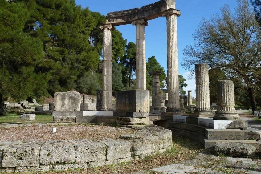Show item 5 of 9. Ancient Olympia Day Tour