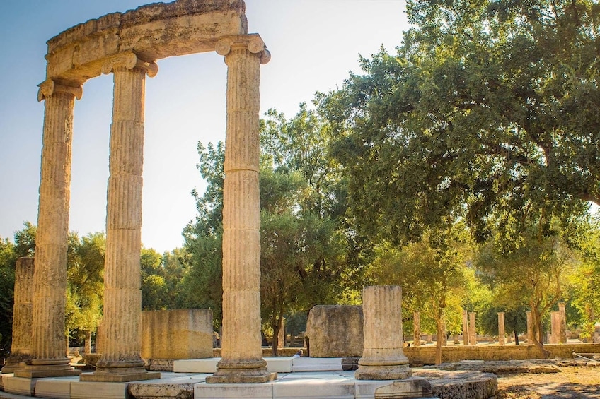 Show item 9 of 9. Ancient Olympia Day Tour