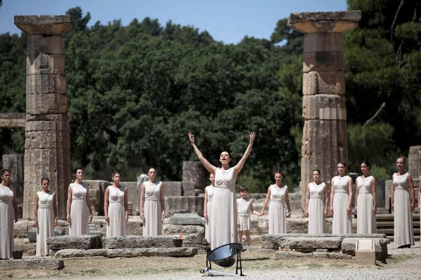 Show item 1 of 9. Ancient Olympia Day Tour