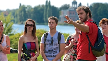 Potsdam Walking Tour