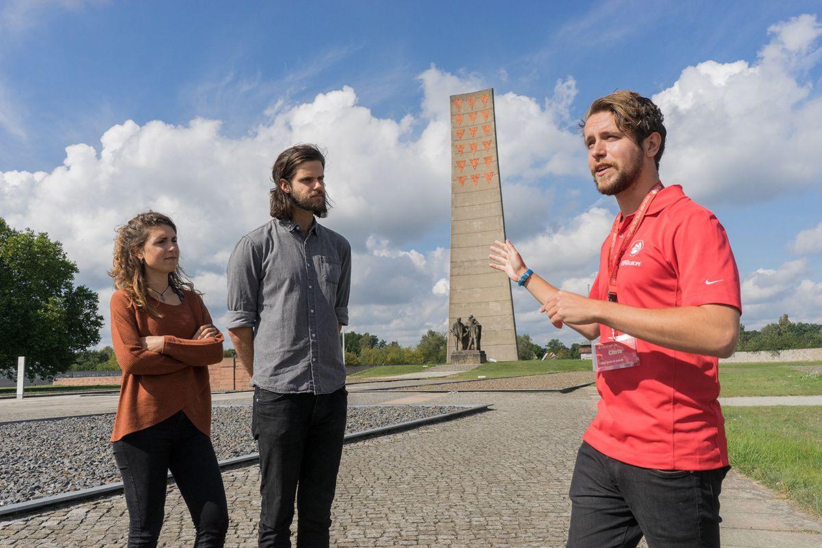Sachsenhausen Memorial Tour