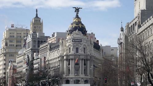 Metropolis Building in Madrid