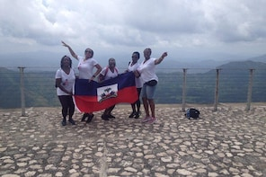 Citadelle Fortress & San Souci Palace from Dominican Republic