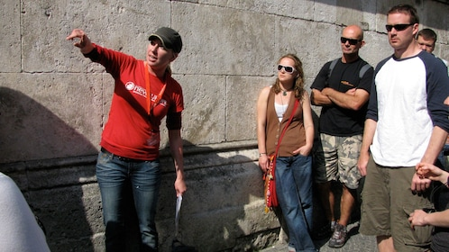 Group on Munich Third Reich Tour
