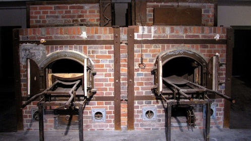 Crematory in Dachau Tour in Munich