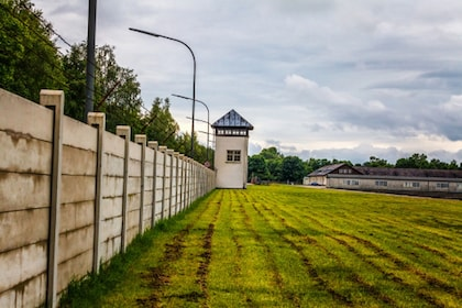 Dachau Concentration Camp Memorial Tour