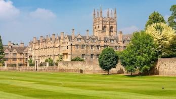 Excursion d'une journée à Oxford en train