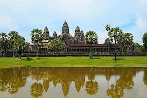 Bangkok to Angkor Wat Tour 2 Days 1 Night from Bangkok