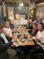 Kyoto Foodie Night with Super Host-Good for Day One