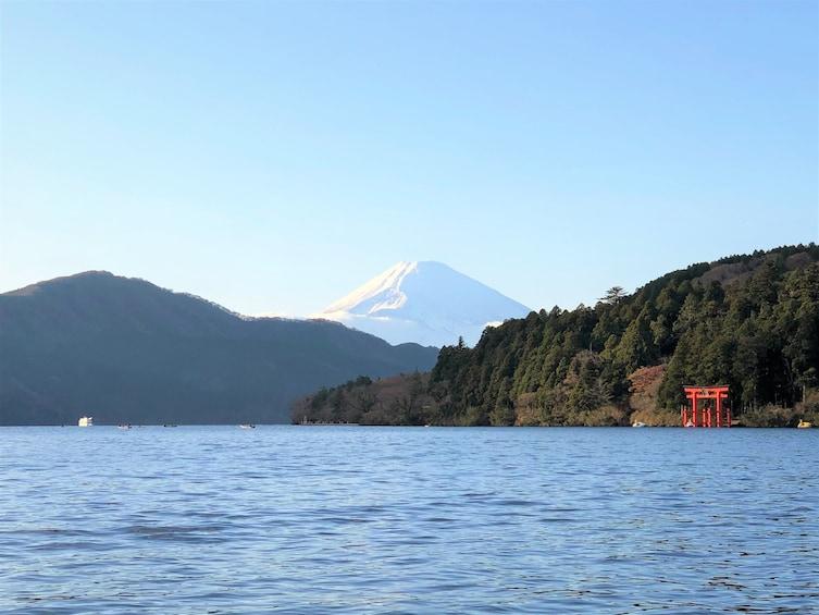Mt. Fuji & Hakone -  One Day Tour