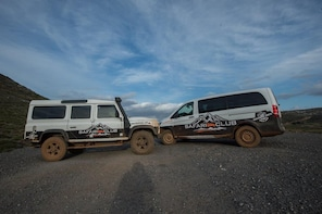 Small Group Land Rover Safari Katharo Route