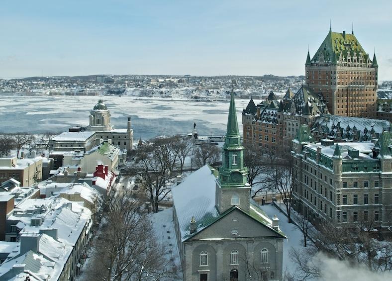 Show item 3 of 4. 3 hours private tour of Quebec City
