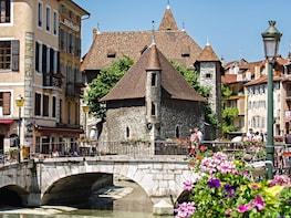 Excursion d'une journée à Genève et Annecy