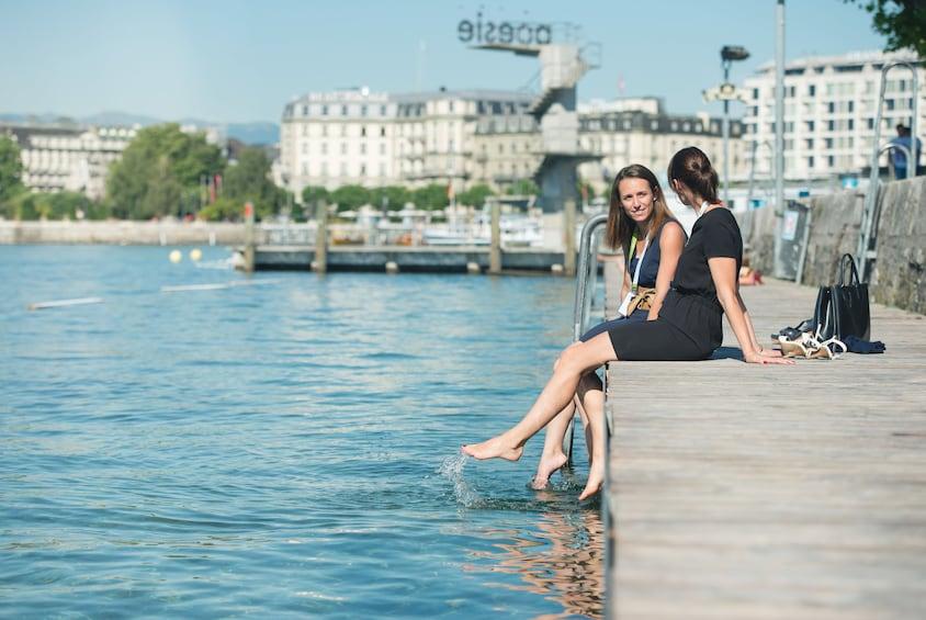 Charger l'élément 3 sur 9. Geneva & Annecy Full-Day Tour