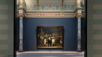 Skip-the-Line Rijksmuseum Tickets & Amsterdam Canal Cruise