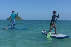Learn to Surf, Kayak and Stand-up Paddle board!
