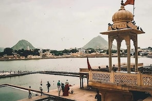 Holy Pushkar and Ajmer Trails (Guided FullDay Tour by Car)