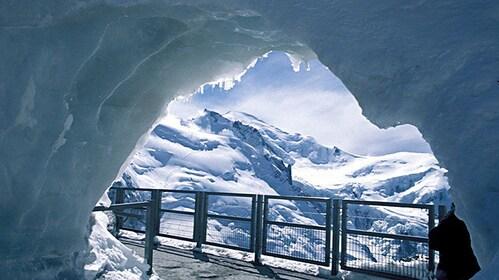 mountain cave in Geneva
