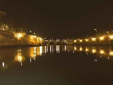 Evening Dinner Cruise on the Tiber River