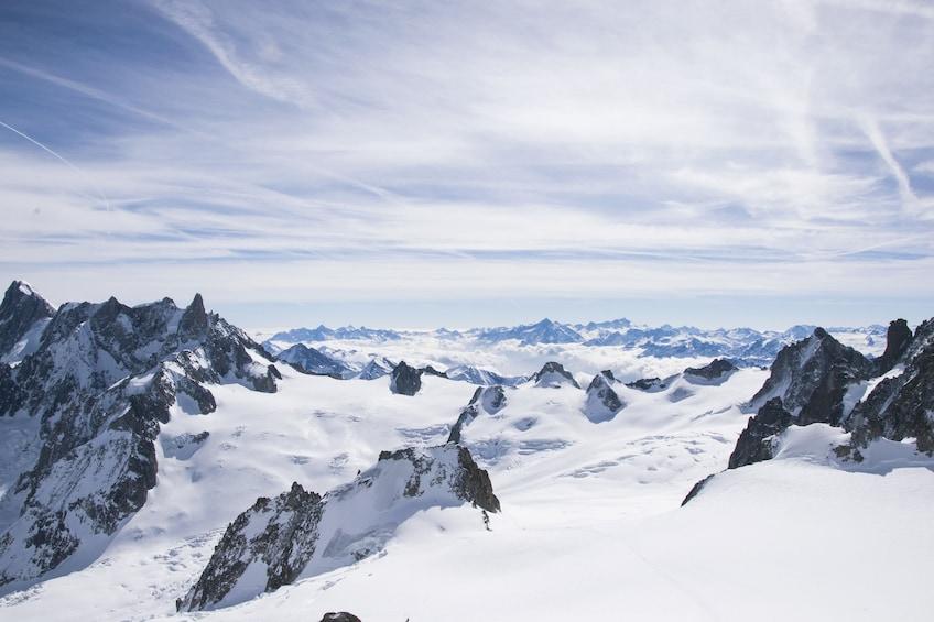 Charger l'élément 3 sur 10. Chamonix & Mont Blanc Independant Flexible Tour