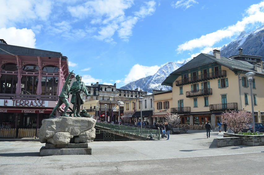 Show item 10 of 10. Chamonix & Mont Blanc Independant Flexible Tour