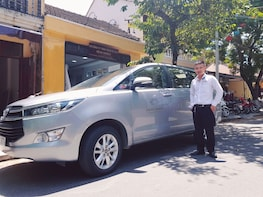 Car Hide & Driver: Full-day Visit My Lai from Hoi An
