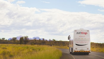 Shared Shuttle: Kings Canyon - Alice Springs