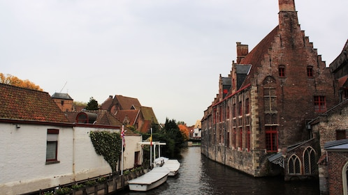 Venice of the North in Bruges
