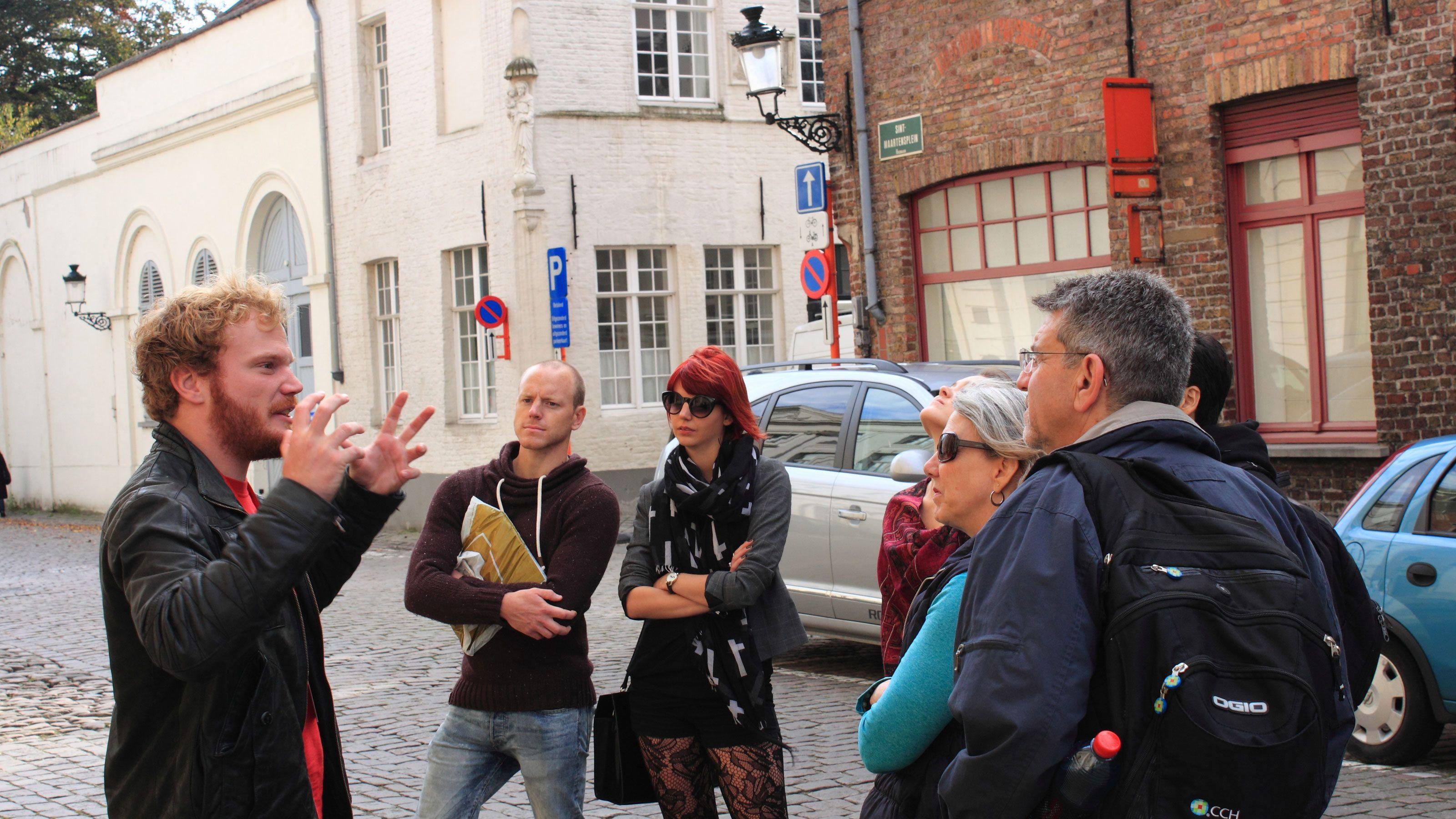 Dagexcursie naar Brugge vanuit Brussel