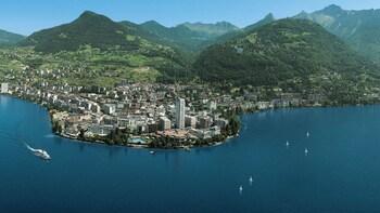 Visite de Montreux et château de Chillon