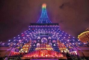 The Parisian Macao Eiffel Tower Macau Ticket