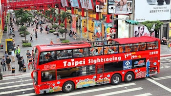Taipei Hop-On Hop-Off Sightseeing Bus