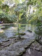 El Valle de Anton - Hiking and Swimming