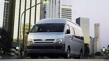 Transfer in gedeelde shuttle: Universal Studios Japan®