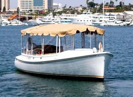 3 Hours Duffy Rental in Newport Beach