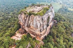 Sigiriya and Dambulla Day Tour from Bentota (All Inclusive)