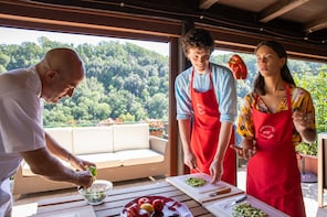 Rome area: Cooking Experience in a Mediaeval town