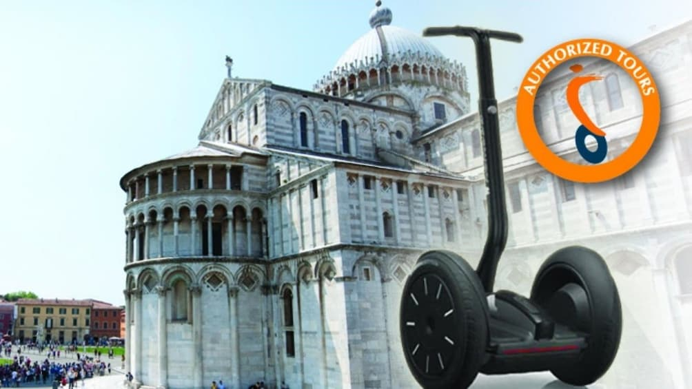 Show item 1 of 9. Pisa Segway Tour