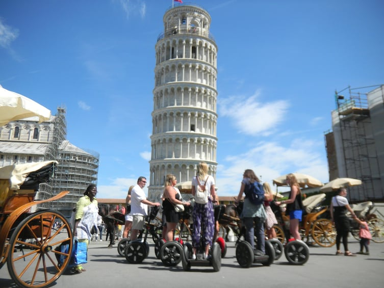 Show item 3 of 9. Pisa Segway Tour
