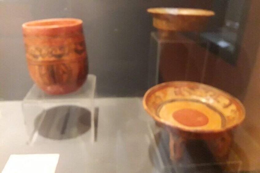 Show item 4 of 7. Tazumal Museum