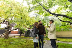 Expert-Led Tour of Kyoto's Gardens and Landscapes