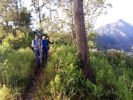 Unforgettable 360 degree views of Sunrise Trekking Adventure