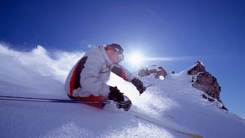 Pacchetto per noleggio sci a Big Sky con consegna
